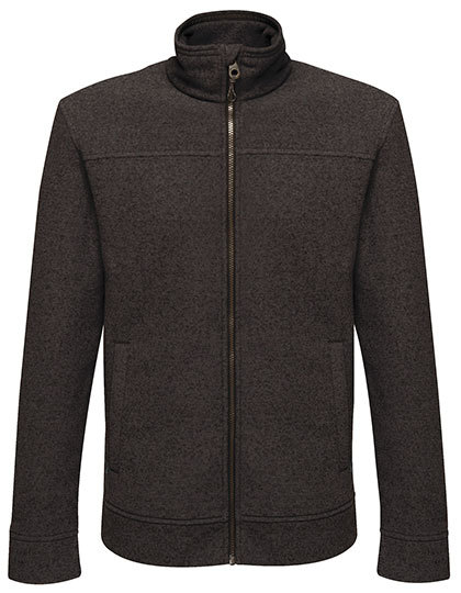 Regatta Parkline Full Zip Mini Stripe Fleece