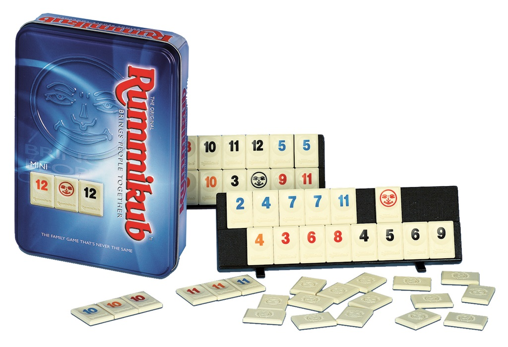 Rummikub Mini Tin