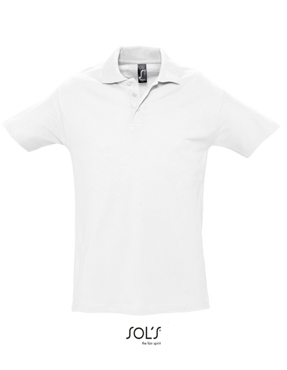 Sol´s Polo Spring II weiss