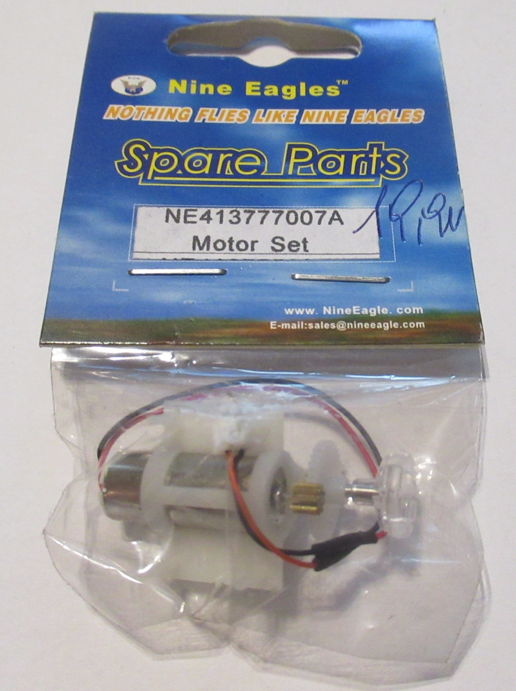 Nine Eagles NE413777007A Motor