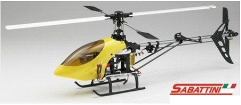 Sabattini Cars Eagle Helicopter 3D