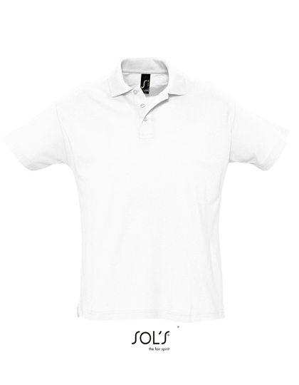 Sol´s Summer Polo II weiss